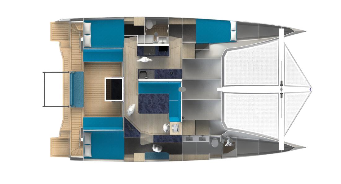 Max42SC 3 Cabin